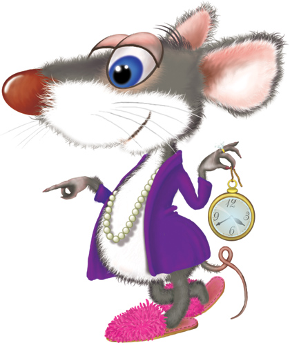 Коцік Петрык і Мышка (беларуская народная казка)