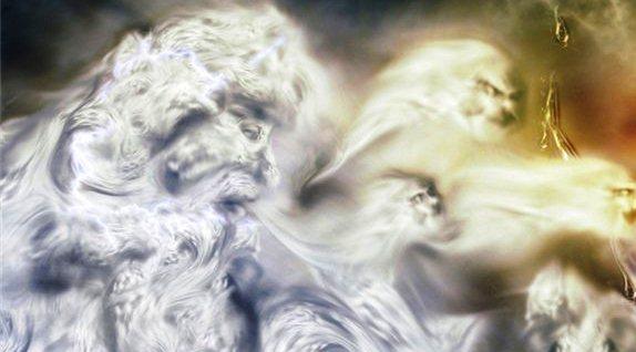 Вецер і Сняжынка