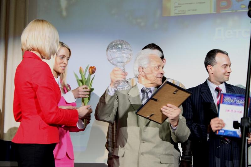 """""""Вясёлка"""" святкуе перамогу ў конкурсе """"TIBO-2011″"""