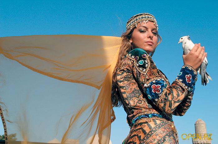 Азербайджанскія ўборы