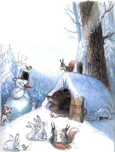 Снегавік і вясна (п'еса)