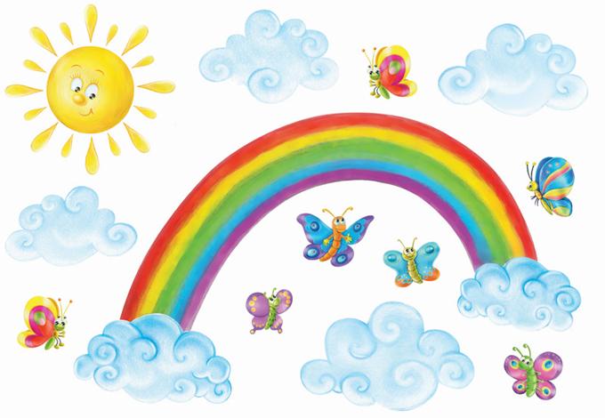 Как сделать радугу дома своими руками: эксперимент для детей 52