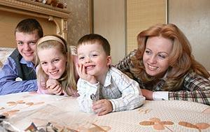Беларусь будет делать все возможное для поддержки семей