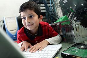 Пятилетний британец сдал экзамен на знание Microsoft