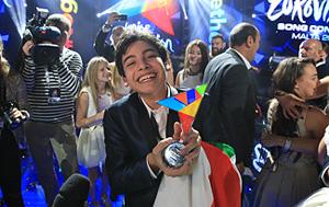 На детском «Евровидении» победил конкурсант из Италии