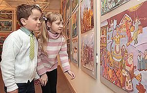 В Минске открывается выставка по итогам международного конкурса «На своей земле»