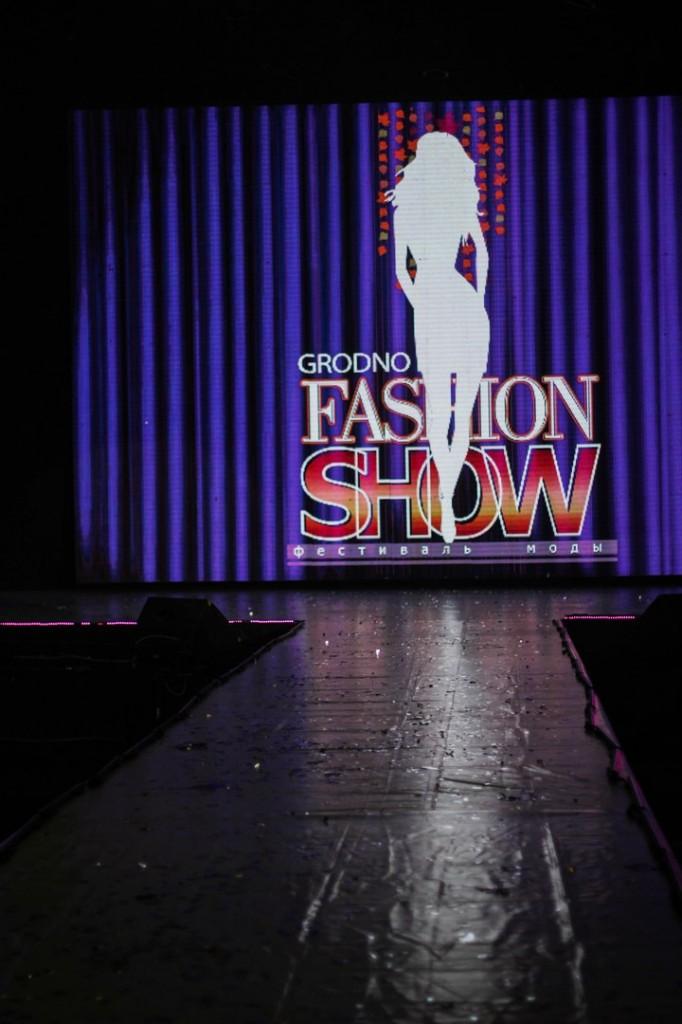 """Сябры """"Вясёлкі"""" запрасілі нас на модны паказ Grodno Fashion Show"""