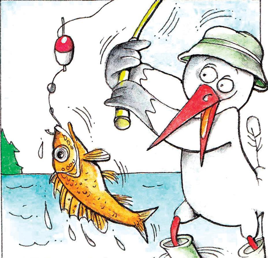 Нашы рыбы