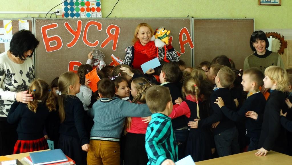 Вася Вясёлкін, Буся і Грошык знайшлі прыгоды ў Пінску