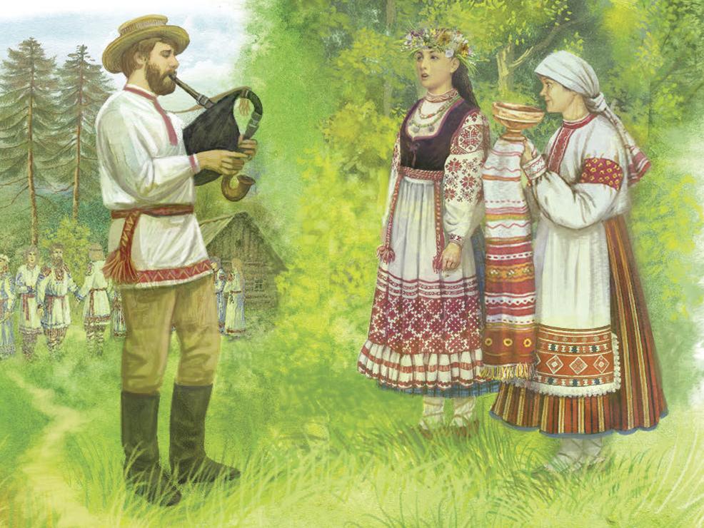 """Працяг аповесці-споведзі """"Мая Беларусь"""""""